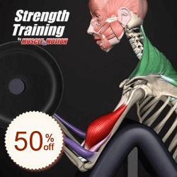 Muscle & Motion - Strength Training Discount Coupon Code