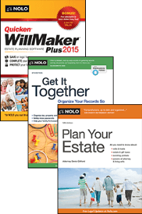 Nolo's Estate Planning Bundle Shopping & Trial