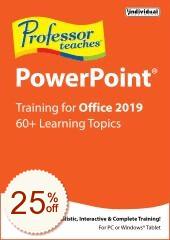 Professor Teaches Powerpoint 2019 Discount Coupon Code