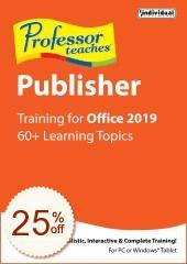 Professor Teaches Publisher 2019 Discount Coupon