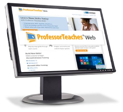 Professor Teaches Web – Library Shopping & Trial