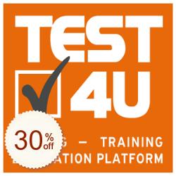 TEST4U Discount Coupon