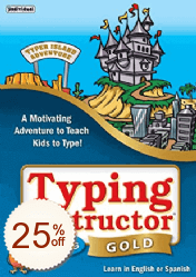 Typing Instructor for Kids Discount Coupon Code