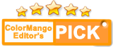 Editor's Pick on colormango.com