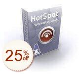 Antamedia HotSpot Software de remise