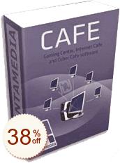 Antamedia Internet Cafe Software de remise