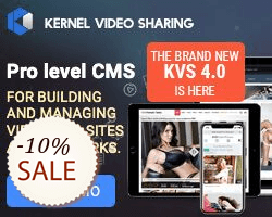 Kernel Video Sharing Discount Coupon