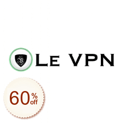 Le VPN Discount Coupon