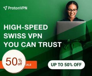 ProtonVPN Code coupon de réduction