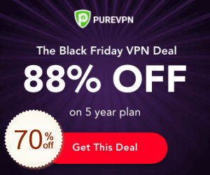 PureVPN Discount Coupon