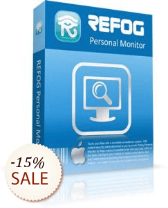 REFOG Personal Monitor for MAC Discount Coupon