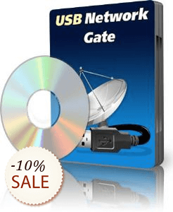 USB Network Gate for Windows Discount Coupon