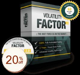 Volatility Factor Discount Coupon