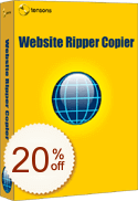 Website Ripper Copier Discount Coupon