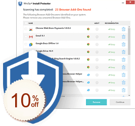 WinZip Install Protector Discount Coupon
