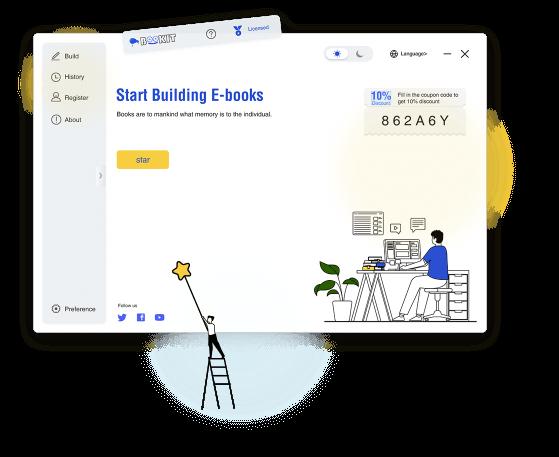 BookIt Desktop Screenshot
