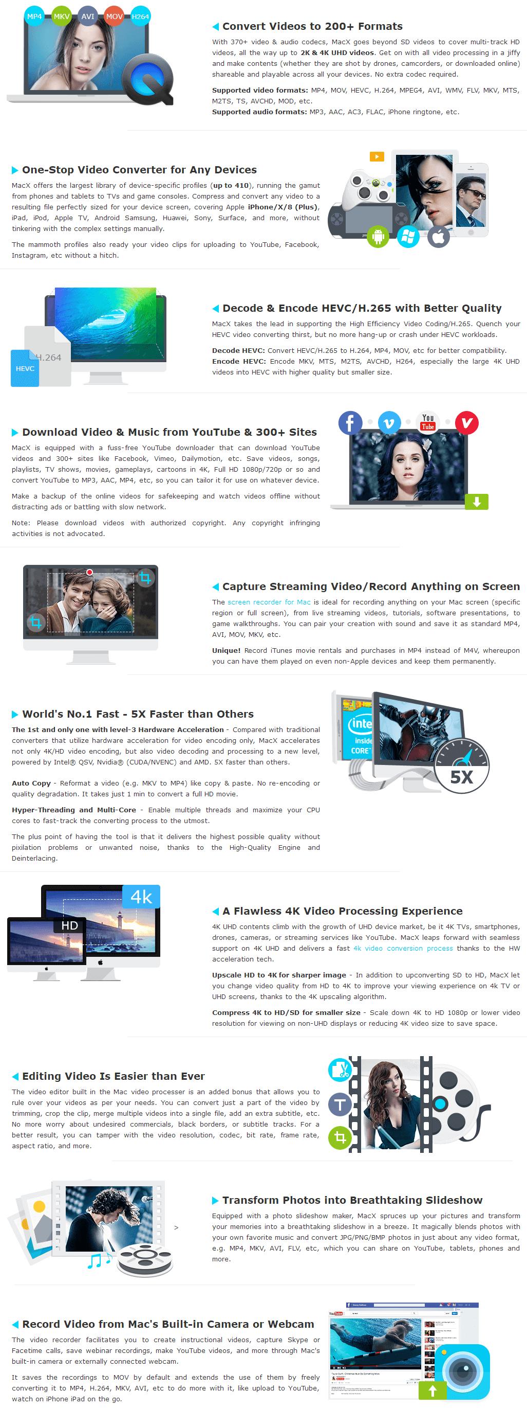 MacX Video Converter Pro 50% Discount