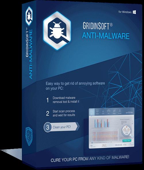Gridinsoft Anti-Malware 4.1.31.4783 / PL / FULL / HIRANIA