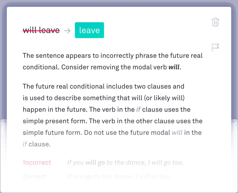 Grammarly Premium Screenshot