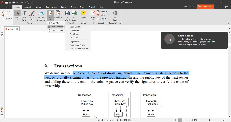 nitro pdf 10 activation key