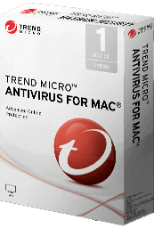 Trend Micro Antivirus for Mac Boxshot