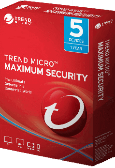 Trend Micro Maximum Security Discount Coupon