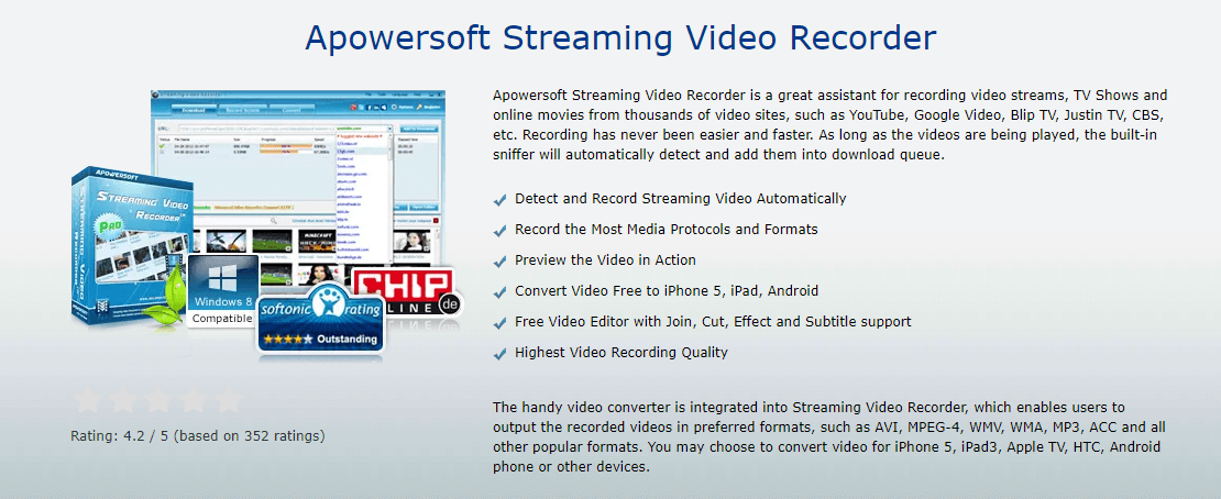 Apowersoft Screen Recorder Old