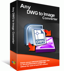 Any DWG to Image Converter Discount Coupon