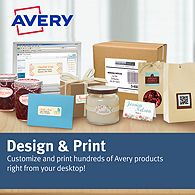 Avery Design & Print Shopping & Review