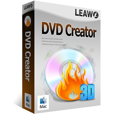Leawo DVD Creator for Mac Discount Coupon