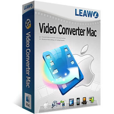 Leawo Video Converter for Mac 30% OFF Coupon (100% Working)