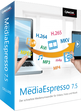 CyberLink MediaEspresso Discount Coupon