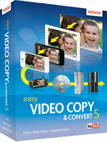 Roxio Easy Video Copy & Convert Discount Coupon