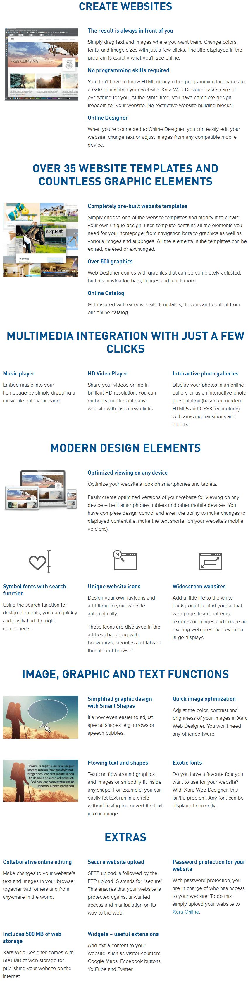 Nett Xara Webdesigner Vorlagen Zeitgenössisch - Beispiel Anschreiben ...