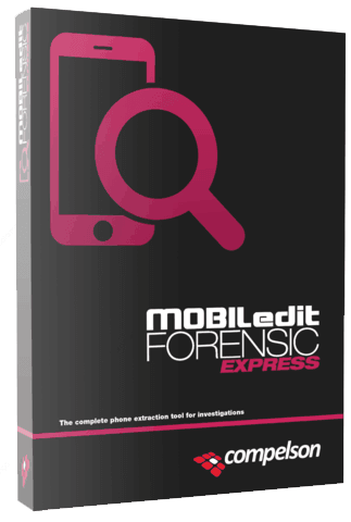 MOBILedit Forensic Express Shopping & Trial