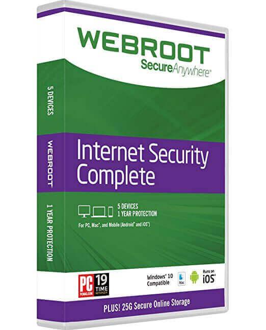 Webroot discount coupon
