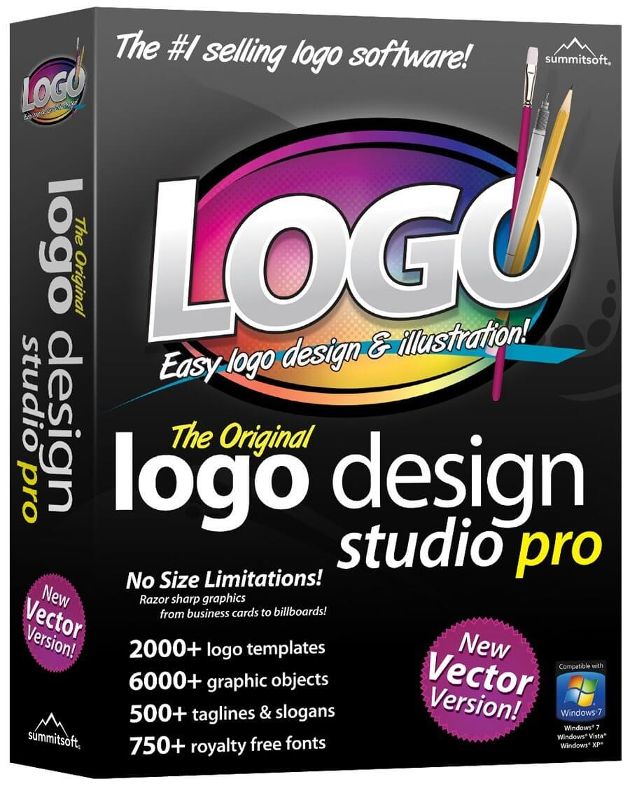 Logo Design Studio Pro Boxshot