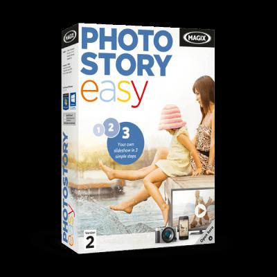 MAGIX Photostory easy Code coupon de réduction