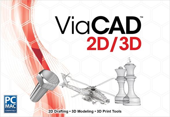 Punch Viacad 2d 3d