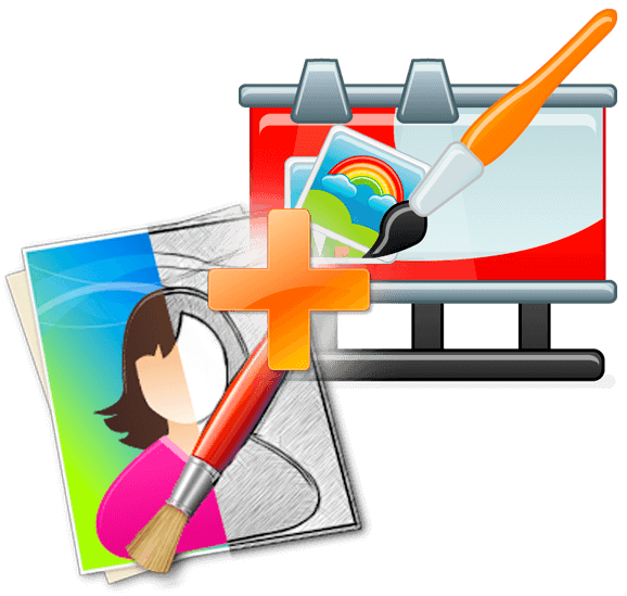Sketch Drawer + Picture to Painting Converter