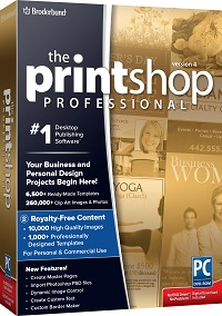 The Print Shop Professional Boxshot