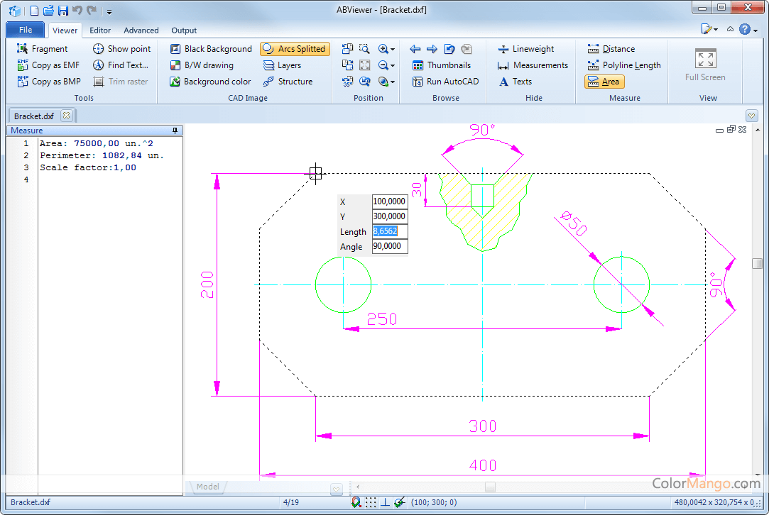 ABViewer Screenshot