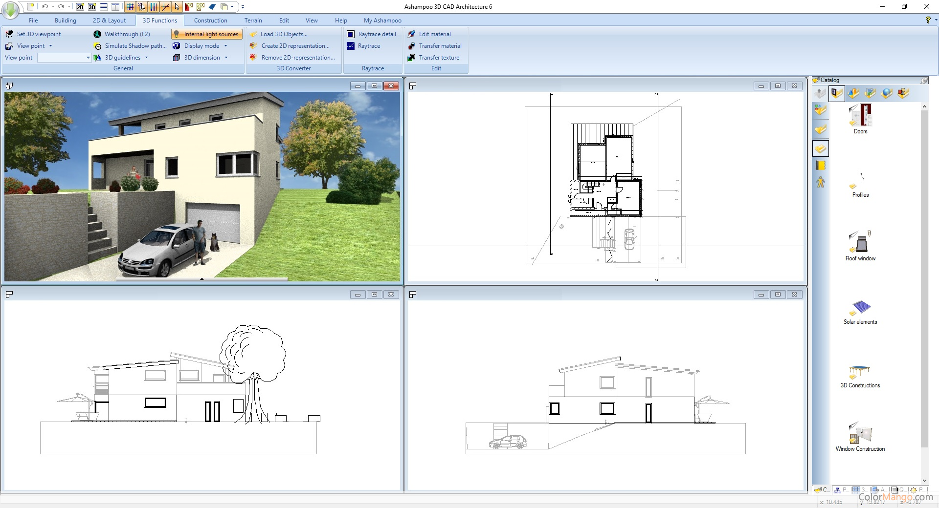Ashampoo home designer pro 300 multilingual jobs | Best home style ...