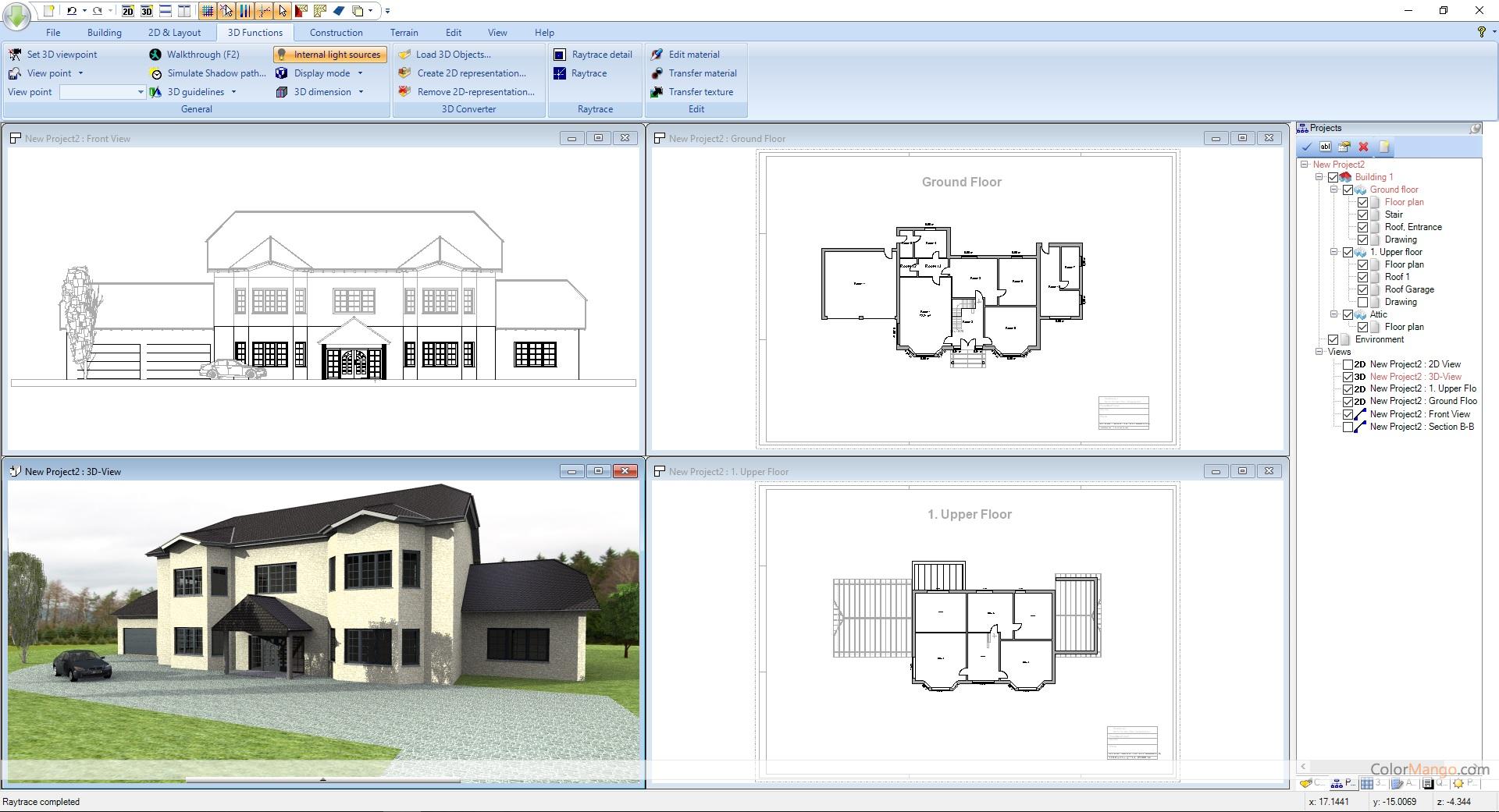 91+ Home Designer Pro Ashampoo Review - Ashampoo Home Designer Pro 3 ...