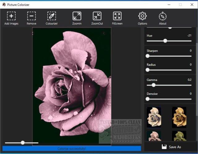 Picture Colorizer Screenshot