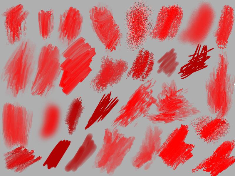 TwistedBrush Paint Studio Screenshot