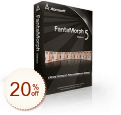 Abrosoft FantaMorph Discount Coupon