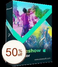 Aiseesoft Slideshow Creator Discount Coupon