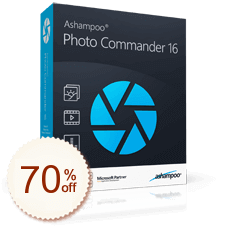 Ashampoo Photo Commander Discount Coupon Code