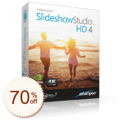 Ashampoo Slideshow Studio HD Discount Coupon